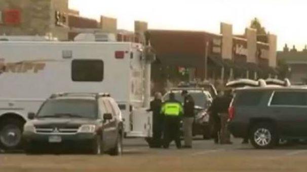 Sparatoria a Denver, le indagini (YouTube)
