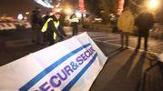 Le barriere anti-sfondamento (Marco Mori / New Press Photo)