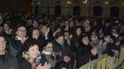 La festa in piazza a Grosseto (Foto Aprili)