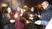 Alcuni momenti della festa pratese (Foto Attalmi)
