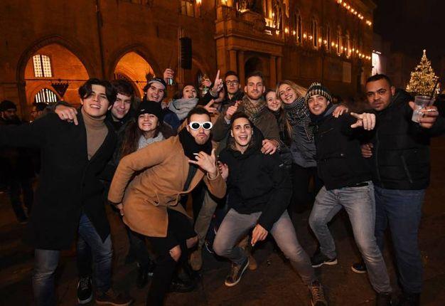 Facce da San Silvestro (Foto Schicchi)
