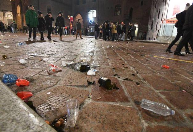 Quello che resta dopo la festa (Foto Schicchi)
