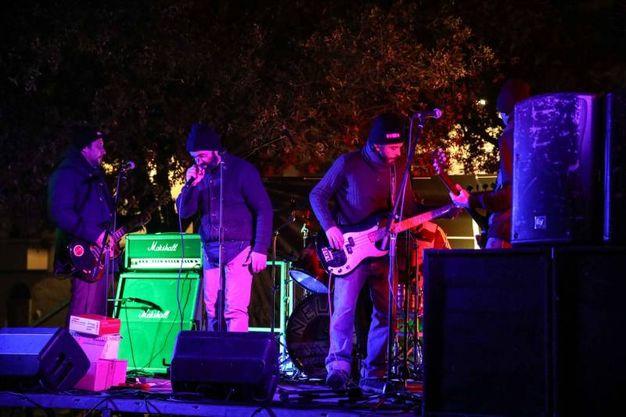 Festa a Montespertoli con il concerto rock (foto Tommaso Gasperini/Germogli)