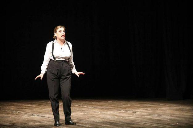 A Castelfiorentino ultimo dell'anno al Teatro del Popolo (foto Tommaso Gasperini/Germogli)