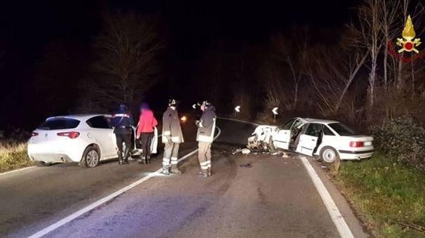 Incidente a Capodanno in provincia di Ancona