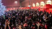 Capodanno a Pesaro: in piazza del popolo niente eccessi (Fotoprint)