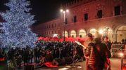La piazza (Fotoprint)