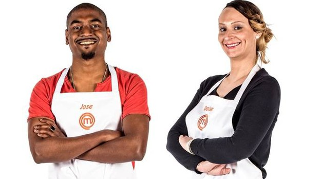 Jose Oppi e Denise Delli (foto da masterchef.sky.it)