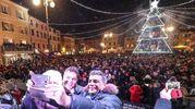 Brindisi del sindaco Massimo Seri e gli assessori comunali (Fotoprint)
