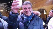 Brindisi del sindaco Massimo Seri  (Fotoprint)