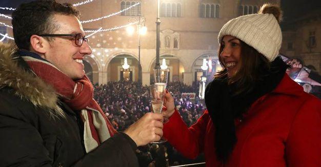 Fano, capodanno in piazzaCin cin (Fotoprint)