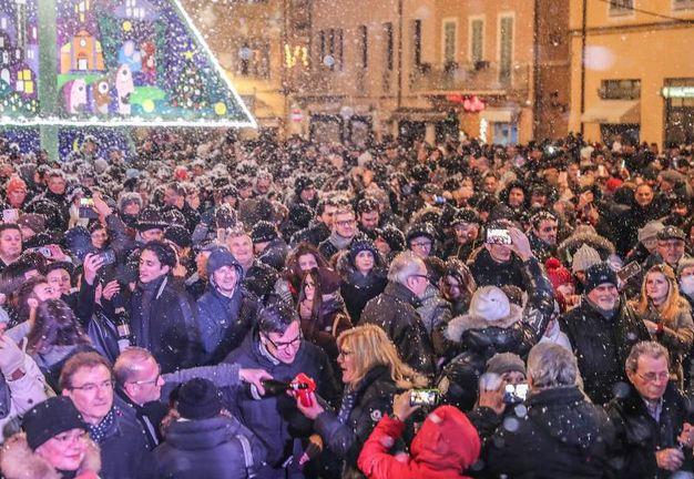 Capodanno in piazza (Fotoprint)