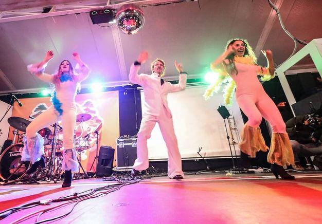 Sul palco si balla (Fotoprint)