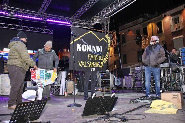 Quest'anno ospite d'eccezione lo storico gruppo dei nomadi (Foto Ravaglia)