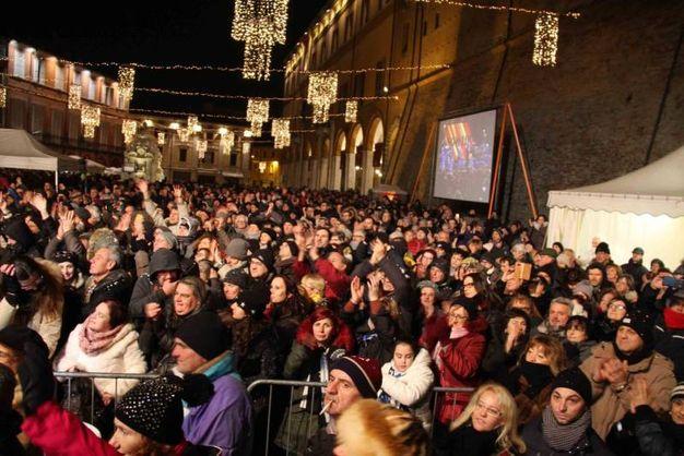 Una dose di umorismo romagnolo per festeggiar il nuovo anno (foto Ravaglia)
