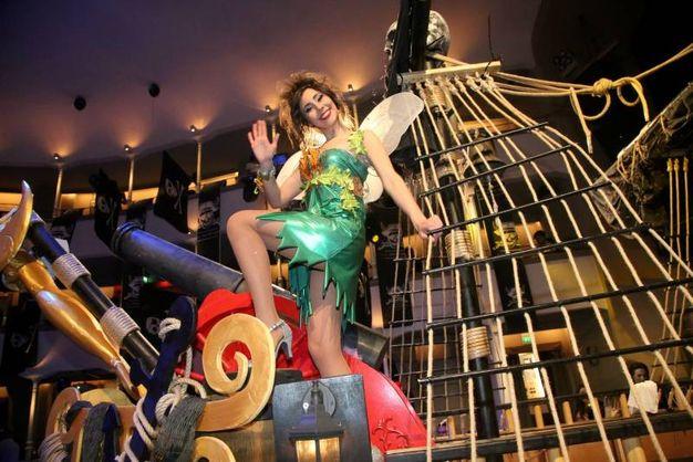 Capodanno al teatro Verdi a tema Capitan Uncino (foto Ravaglia)