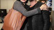 Caterina Ceccuti con Nek, testimonial della Fondazione onlus Voa Voa (New Press Photo)