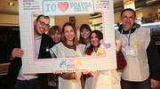 Uno spettacolo per raccogliere fondi a favore della Fondazione Onlus Voa Voa (New Press Photo)