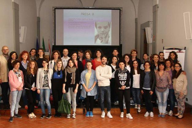 Un'iniziativa a favore della Fondazione Onlus Voa Voa (New Press Photo)