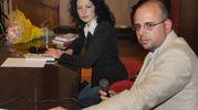 Caterina Ceccuti e Guido De Barros (New Press Photo)