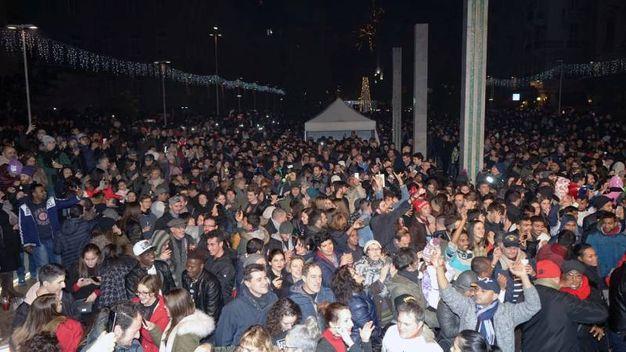 Capodanno alla Spezia (foto Frascatore)