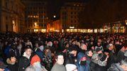 Il Capodanno a Reggio Emilia (foto Artioli)