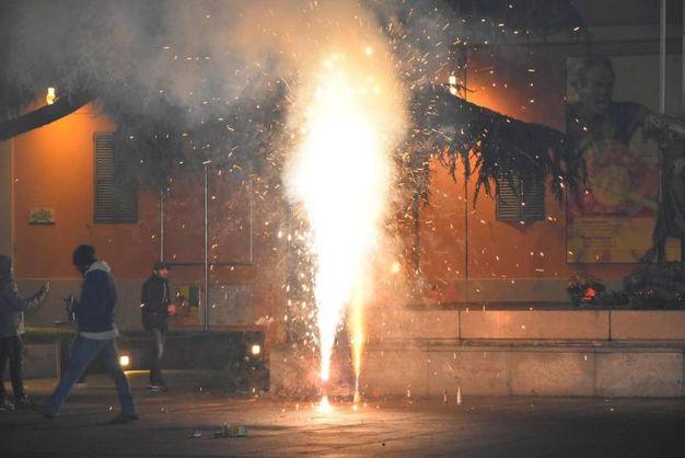 I festeggiamenti a Reggio Emilia (foto Artioli)