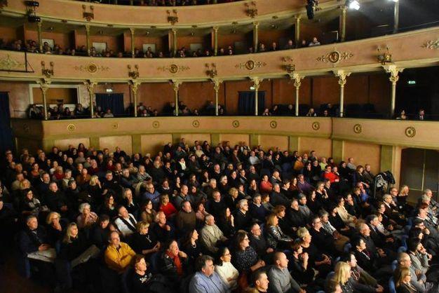 Il Capodanno a teatro (foto Artioli)
