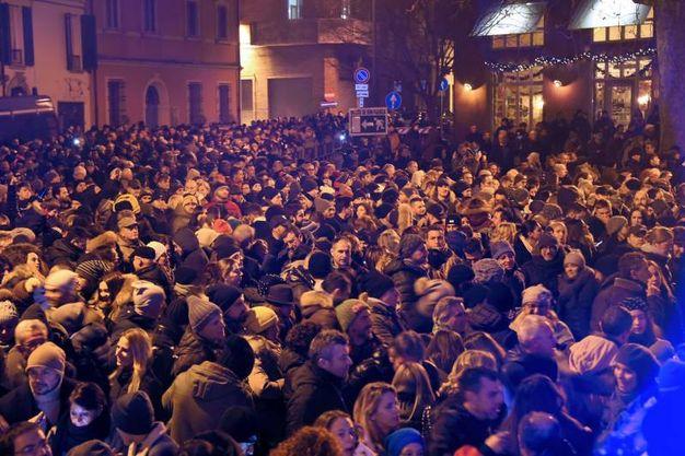 A Rimini il Capodanno più Lungo del Mondo richiama migliaia di visitatori (Foto Migliorini)