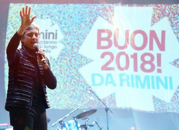 Buon anno dal sindaco Gnassi (Foto Migliorini)