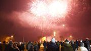 I fuochi d'artificio (Foto Migliorini)