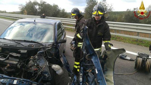 Incidente sulla via Senese