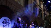 Musica e spettacolo per attendere il nuovo anno (foto Frasca)
