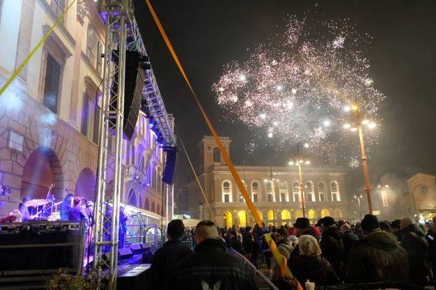 Fuochi d'artificio (foto Frasca)
