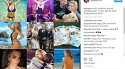 Kate Hupton fa gli auguri con un combo delle sue migliori foto del 2017 (Instagram)