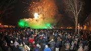 Un Capodanno in sicurezza per Imola (foto Isolapress)