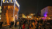 La festa di San Silvestro a Imola (foto Isolapress)