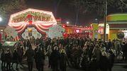 La festa di Capodanno a Imola (foto Isolapress)