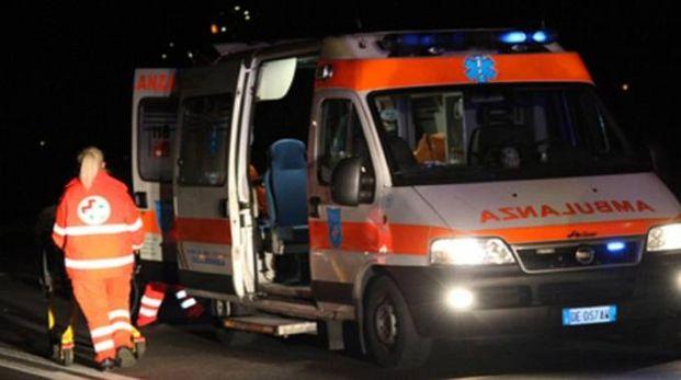 Un'ambulanza (foto repertorio)