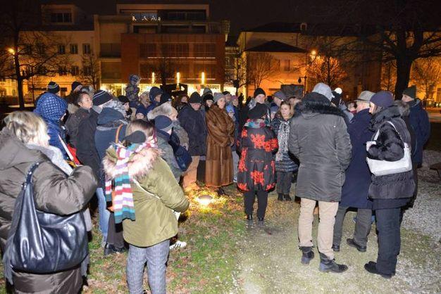 Grande festa per il Capodanno a Rovigo (foto Donzelli)