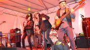 Tribute band di Santana (foto Donzelli)