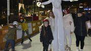 Il Capodanno sulla pista di ghiaccio Mima on Ice (foto Carlo Morgagni)