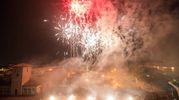 Il nuovo anno al porto canale di Cervia (foto Zani)