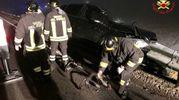 Travedona Monate, incidente sulla Sp36: muore una 48enne
