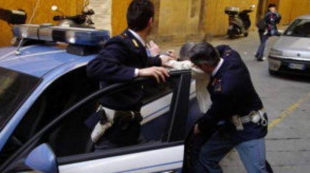 Polizia, un arresto