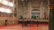Teatro Donizetti, ultimo sopralluogo prima dei lavori di restauro e ristrutturazione