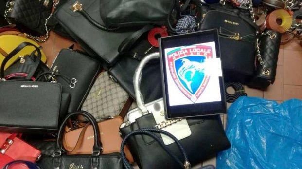 Sequestro di merce contraffatta
