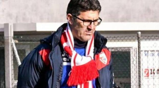 Renato Cioffi, Mister del Mantova che domenica renderà visita alla capolista Virtus Verona