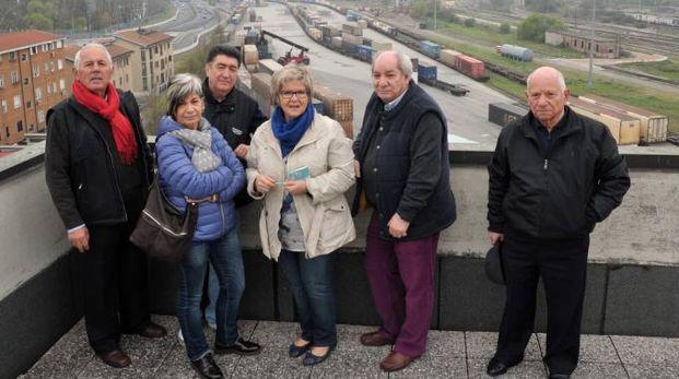 I cittadini combattono da anni il progetto del grande terminal
