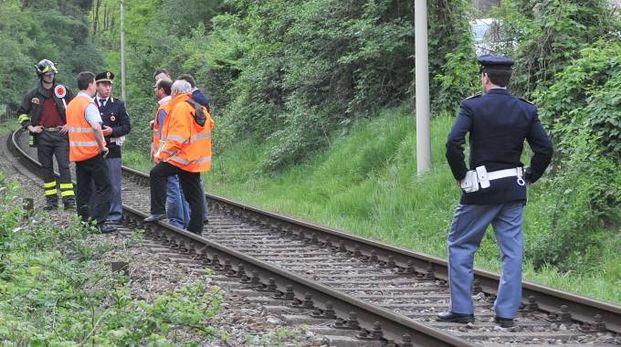 Le indagini lungo la ferrovia fra Albate e Cucciago